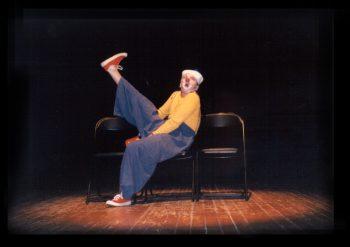 """Numéro d'improvisation """"La chaussure"""" Théatre de Sartrouville - 2008"""