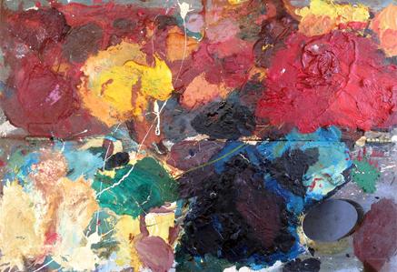 Technique et peinture